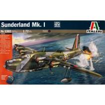 Italeri 1302 Sunderland Mk.I 1/72