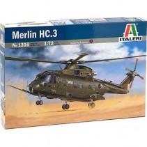 Italeri 1316 Merlin HC.3 1/72