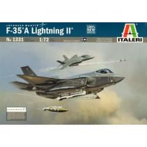 Italeri F-35A Lightning II 1/72 IT1331