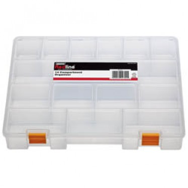 Organiser Box 14 Compartments 324x247x51mm