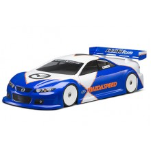 Protoform PL1487-11 MazdaSpeed 6 190mm Touring Car Clear Lightweight Bodyshell