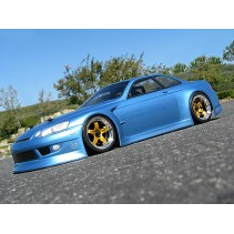 HPI 17524 Vertex Ridge Toyota Soarer/Lexus SC body (200mm)