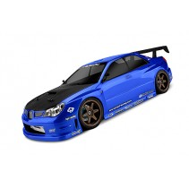 HPI 17525 Prova HPI Impreza Clear Body (200mm)