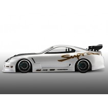 HPI 17539 Toyota Supra Aero Body 200mm Clear