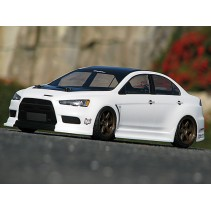 HPI 17545 Mitubishi Lancer Evolution X Body 200mm