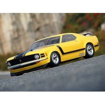HPI 17546 1970 Ford Mustang Boss 302 Body (200mm)