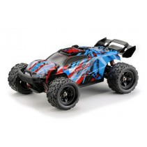 Absima 4WD RTR Truggy 2.4GHz BLUE High Speed 1/18 18001