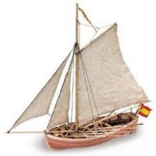 Artesania Latina San Juan Nepomuceno's Cutter Wooden Model Kit