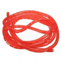 Ansmann Red Spiral 1.5mmx1m Cable Tidy 186000030