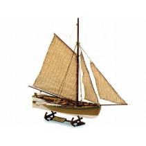 H.M.S. Bounty's Jolly Boat 1/25
