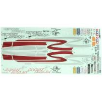 Tamiya Sticker Bag for King Hauler 56314 - 19495409-000