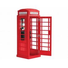 Artesania Latina London Red Phone Cabin 1/10 AL20320