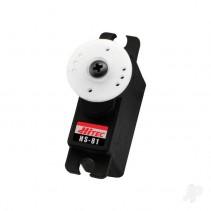 Hitec HS81 Micro Servo Speed Torque Hybrid IC 2212130