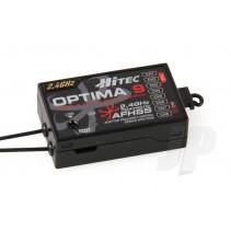 Optima 9 2.4GHz AFHSS Telemetric 9ch Full Range 2226660
