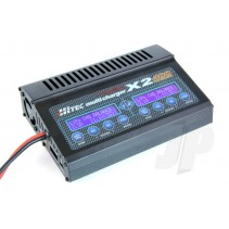 Hitec X2-400 2 Port Charge (2x400W)