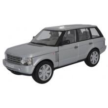 Range Rover Silver Scale 1/24 Diecast