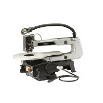 Draper 22791 405mm Variable Speed Scroll Saw with Flexible Drive Shaft and Work)