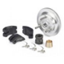 Absima Clutch Shoes/Flywheel Set 1:8 2300007