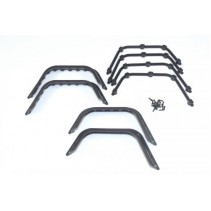 Absima Crawler Wheel Arch Extension - Universal (4) 2320050