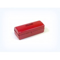 Absima Metal Tool Box -  Red 1/10 2320096