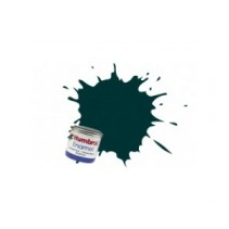 Humbrol Enamel No 239 British Racing Green - Matt - Tinlet 14ml