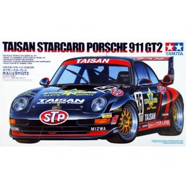 Tamiya Taisan Starcard Porsche 911 GT2 24175