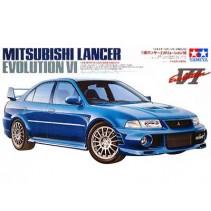 Tamiya 24213 Lancer Evolution V1 1/24