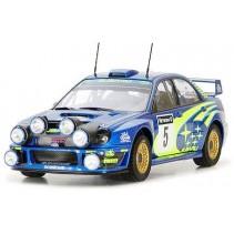 Tamiya 24250 Subaru Impreza WRC 2001 GB Rally