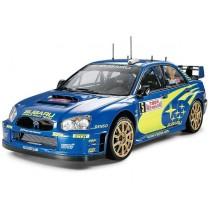 Tamiya 1/24 Impreza WRC Monte Carlo 05 24281