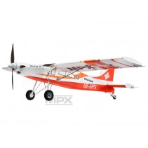 Multiplex RR Pilatus PC-6 Red BL Motor