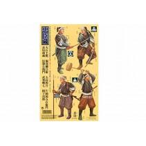 Tamiya Samurai (8) 1/35 25411