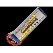 Overlander 5000mAh 3S 11.1V 35C Lipo Battery EC5  2577