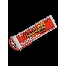 Overlander Ultrasport 5000mAh 14.8V 50C LiPo EC5 2632