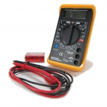 LCD Digital Multimeter 27016