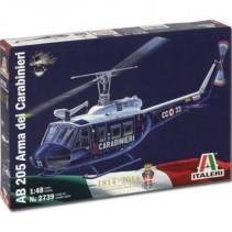 Italeri 2739 AB 205 Arma dei Carabinieri 1/48