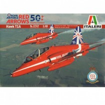 Italeri Red Arrows Hawk T1A 1/48 - 50th Anniversary IT2747