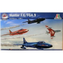 Italeri Hawker Hunter F Mk 6/9 2772 1:48