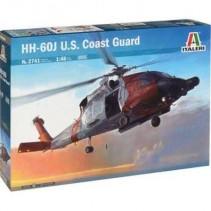 Italeri 2741 HH-60J U.S. Coast Guard 1/48