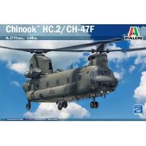 Italeri Chinook HC.2/CH-47F 1/48 2779