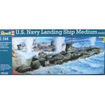 Revell R05123 U.S. Navy Landing Ship Medium (early) 1/144