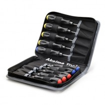 Absima High Performance Tool Set (10 pieces) inc. Bag 3000057