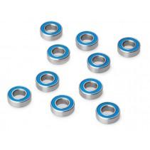 Absima Ball Bearing 12/6/4 mm (10) 3010001