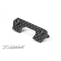 XRay Graphite Bumper Upper Holder Brace 3.5mm