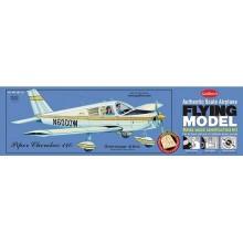 Guillows Piper Cherokee 140 Balsa Airplane Kit G307