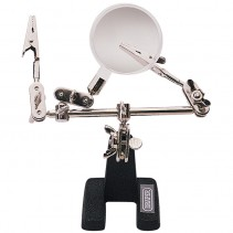 Draper Helping Hands Bracket and Magnifier 31324