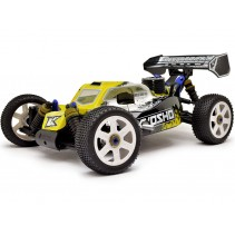 Kyosho Inferno Neo 2.0 Readyset T4 KT231P YELLOW K.33003T4B