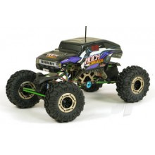 Haiboxing 3352100 1/10 EP RTR Rock Fighter Rock Crawler