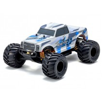 Kyosho Monster Tracker 2.0 1:10 EP Readyset - Blue 34404T1B