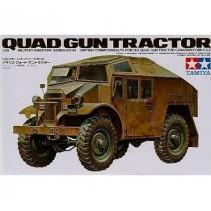 Quad Gun Tractor 1/35