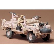 Tamiya 35076 SAS Land Rover Pink Panther Scale 1/35